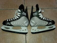 Tour 440 Tri Tech Youth Ice Hockey Skates Size 13J Great Condition
