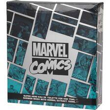 Marvel Comics Fragrance Duo Set With 75ml Eau De Toilette/150ml Shower Wash