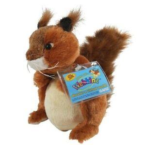 Ganz Webkinz Red Squirrel HM404 NWT New Sealed Code Plush Stuffed Animal