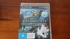 Air Conflicts Pacific Carriers (Sony Playstation 3, PS3) Complete War Shooter