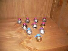 Playmobil RITTER burg, 10 cascos con resorte & visera (01943)