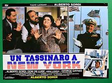 T17 FOTOBUSTA UN TASSINARO A NEW YORK ALBERTO SORDI DOM DE LUISE ANNA LONGHI 2