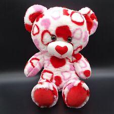 "Build A Bear 18"" Valentines Day Heart Stuffed Animal"