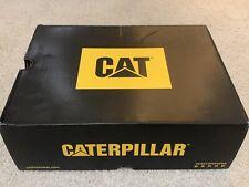CAT Caterpillar Men's Second Shift Work Boot, Soft Toe, Honey, Size 8.5M