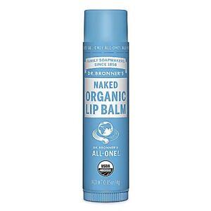 Dr Bronner's Magic All One Organic Lip Balm Made with Organic Beeswax 4g