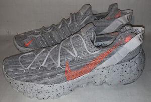 Nike Space Hippie 04 This is Trash Shoes CD3476-100 Women's Sz 13 Men's Sz 11.5