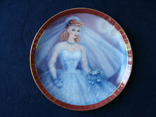 High Fashion Barbie Collector's Plates Set of 9 - Danbury Mint - Limited - New