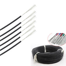 PVC Electronic Wire Flexible Cable UL1007 Equipment Car PC Internal Wires Black
