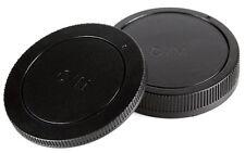 Gehäusedeckel + Objektivrückdeckel Deckel für Canon EOS M M3 M5 M6 M10
