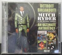 MITCH RYDER - Detroit Breakout ~ 2 x CD ALBUM