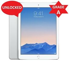Apple iPad Air 1st Gen 64GB, Wi-Fi + 4G AT&T(Unlocked), 9.7in - Silver (R)