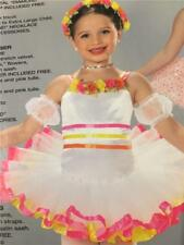 Dance Costume Ballet  Jazz Tap tutu swiss miss