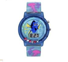 DISNEY Pixar Finding Dory Watch Flashing Lights LCD Wrist NEW