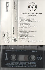 MONSTER VOODOO MACHINE Suffersystem Cassette PROMO 1994 RCA 07863 66447-4
