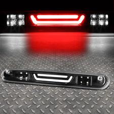 [3D LED BAR]FOR 07-13 SILVERADO/SIERRA 3RD THIRD BRAKE LIGHT/CARGO LAMP BLACK