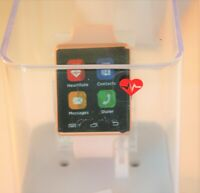 iTouch Wearables Air 2 Smartwatch Fitness Tracker Rose gold
