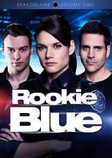Rookie Blue: Season 5 - Volume 1 (DVD, 2015, 3-Disc Set)