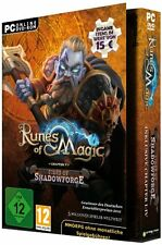 ★★★ PC juego-runes of Magic-Chapter 5 V-Fires of shadowforge ★★★