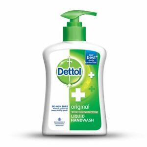 Dettol Original Liquid Hand Wash Germ Protection Free Shipping 200 Ml