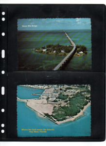 Postcards 4 florida scenes--- unposted