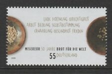 Germany 2009 MISEREOR and Bread for the World SG 3575 MNH