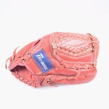 "Vintage Tawain ""Pro-Model""Base ball Glove 10 inch, Red"