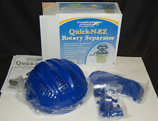 Frankford Arsenal Quick-N-EZ Rotary Separator Without Bucket - 683551 Reloading