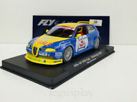 Slot Car Scx Scalextric FLY 88143 - A-744 Alfa 147 Gta Cup Challenge 2003