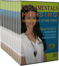 Fundamental of Nursing DVDs and Video Full Package