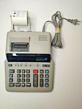 Sharp EL-1196G 10 Digit Calculator GT Function, Free Shipping