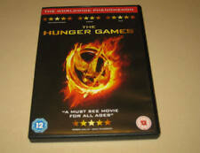 The Hunger Games (DVD, 2012)