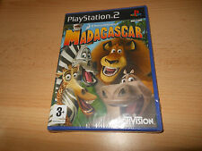 Madagascar (PS2) Neuf Scellé PAL VERSION