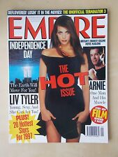 EMPIRE FILM MAGAZINE No 87 SEPTEMBER 1996 INDEPENDENCE DAY - THE HOT ISSUE