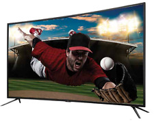 "NEW GPX 55"" Class - Curved, 4K Ultra HD, LED TV - 2160p, 60Hz (TU5587B)"