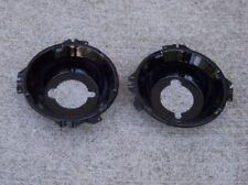 74 to 81 Camaro  Z28, 74 75 76  Firebird Headlight Buckets Original GM