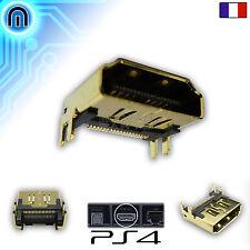 Connecteur Port HDMI Playstation 4 PS4 Réparation socket 19 pin prise type Or