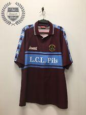Berwick Rangers Match Worn away football shirt 1998/1999 Men's Large