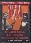 MILANO ODIA: La polizia non può sparare Dvd Nuovo Sigillato Tomas Milian Edit