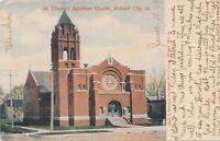 WEBSTER CITY IA – St. Thomas Aquinas Church - 1909
