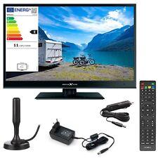 Camping TV 16 Zoll USB Mediaplayer Triple Tuner 12v u. 230V Reflexion LEDW160