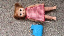 """Vintage Remco 1969 Tumbling Tumbelina / Tomboy Doll . 16"""""""