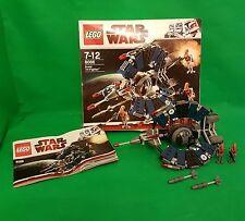 Lego 8086 STAR WARS DROID TRI- FIGHTER SET Near Complete (m2)