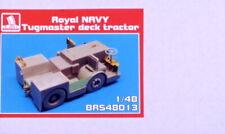 Brengun BRS48013 1/48 Resin Kit UK Tugmaster tractor