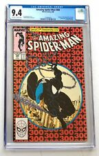 The Amazing Spiderman #300 CGC 9.4 NM 1st First App. of Venom Todd McFarlane
