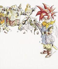 Chrono Trigger DS Original Soundtrack Japan GAME MUSIC 3 CD plus 1 DVD Set NEW