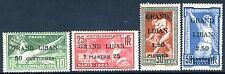 Colonies Françaises-Liban-olympique de 1924 Lot de 4 SG 18-21 Légèrement Monté Comme neuf