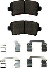 Brembo Disc Brake Pad Set fits 2015-2015 Chevrolet Impala Impala,Malibu  WD EXPR