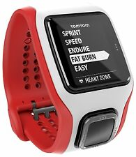 NEW  TomTom Runner Cardio GPS Watch and Heart Rate Monitor