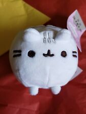 """Pusheen 3"""" Exclusive  Squisheen White Round Sold Out New"""