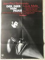Belmondo, Der Dieb von Paris - Original Filmplakat A1